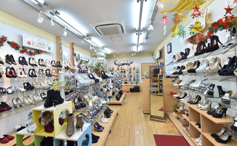 shoes shop 이즈미