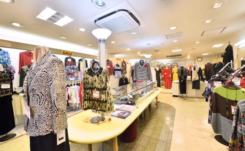 Yasuya dolman 服飾店