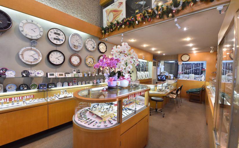 Shimada Hoshokuten (Jewelry Shop)